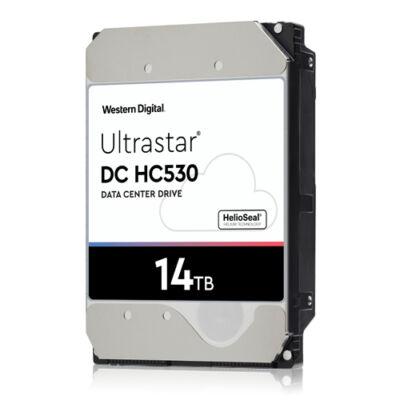 HGST Ultrastar DC HC530 14TB SAS - HDD - soros csatolt SCSI (SAS)