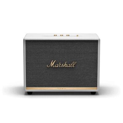 Marshall Woburn II Bluetooth - 2.0 channels - Wired & Wireless - RCA/3.5mm - 130 W - 30 - 20000 Hz - White 1001905