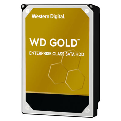 WD Gold - 3,5 - 8000 GB - 7200 RPM WD8004FRYZ