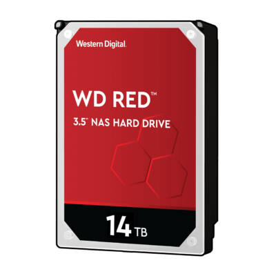 WD Drive server WD Red WD140EFFX 14 TB - Hdd - Serial ATA WD140EFFX