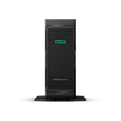 HP Enterprise ProLiant ML350 Gen10 - 2.2 GHz - 4210 - 16 GB - DDR4-SDRAM - 800 W - Tower (4U) P11051-421