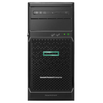 HP Enterprise ProLiant ML30 Gen10 (ENTML30-003) - 3.3 GHz - E-2124 - 8 GB - DDR4-SDRAM - 350 W - Tower (4U) ENTML30-003