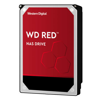 """WD Red - 3.5"""" - 12000 GB - 5400 RPM WD120EFAX"""