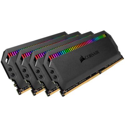 Corsair Dominator CMT64GX4M4K3600C16 - 64 GB - 4 x 16 GB - DDR4 - 3600 MHz - 288-pin DIMM CMT64GX4M4K3600C16