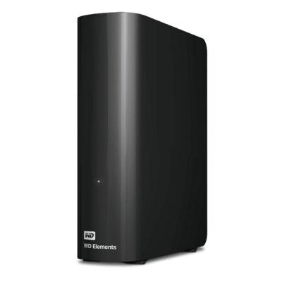 WD Elements Desktop - 12000 GB - 3.2 Gen 1 (3.1 Gen 1) - Black WDBWLG0120HBK-EESN