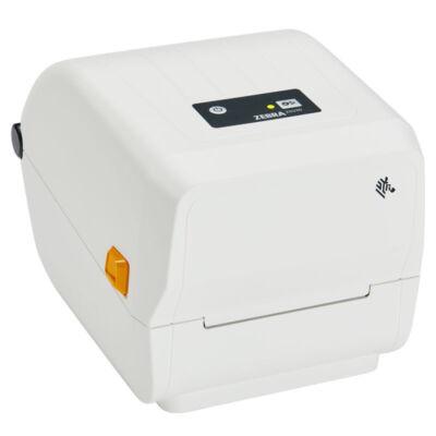 Zebra ZD230 - Thermal transfer - 203 x 203 DPI - 152 mm/sec - 10.4 cm - EZPL,XML,ZPL II - White ZD23W42-30EC00EZ