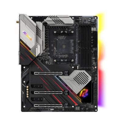 ASRock X570 Phantom Gaming X - AMD - Socket AM4 - AMD Ryzen - DDR4-SDRAM - DIMM - 2133,2400,2667,2933,3200,3466,3600,3733,3800,3866,4000,4133,4200,4266,4300,4400 MHz 90-MXBAN3-A0UAYZ
