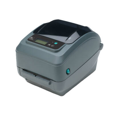 Zebra GX420t - Direct thermal / thermal transfer - 203 x 203 DPI - 152 mm/sec - Grey - 8 MB - 4 MB GX42-102420-000