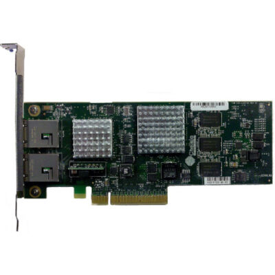Chelsio Dualport Netzwerkkarte PCIe 10GBit T420-BT - Network Card - PCI