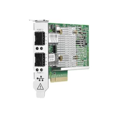 HP Enterprise Ethernet 10Gb 2 portos 530SFP + - Belső - Vezetékes - PCI Express - Ethernet - 10000 Mbit / s 652503-B21