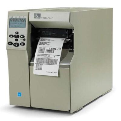 Zebra 105SLPlus - Direct thermal / thermal transfer - 203 x 203 DPI - 305 mm/sec - 10.2 cm - 3.81 m - XML,ZPL,ZPL II 102-80E-00010
