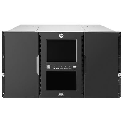 QU625A HP Enterprise StoreEver MSL6480 Scalable Base Module