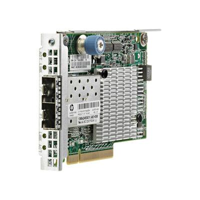 HP Enterprise FlexFabric 10Gb 2 portos 534FLR-SFP + adapter - Belső - Vezetékes - Szál - 10000 Mbit / s 700751-B21