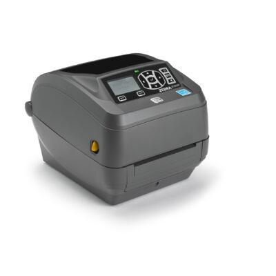 Zebra ZD500R - Direct thermal / thermal transfer - 300 x 300 DPI - 152 mm/sec - 10.4 cm - 99 cm - Black ZD50043-T0E3R2FZ
