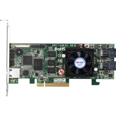 Areca ARC-1883i 8-Port intern - Raid controller - Serial Attached SCSI (SAS)