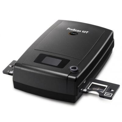 Reflecta ProScan 10T - 10000 x 10000 DPI - 24 bit - 48 bit - Film / dia szkenner - Fekete - CCD 65450