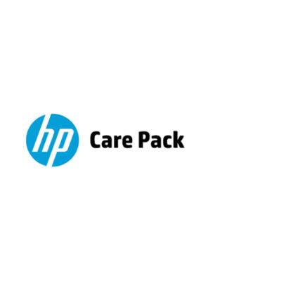 HP Enterprise Foundation Care 24x7 szerviz utáni jótállás - Tárolási szolgáltatás és támogatás 1 év U3AY6PE
