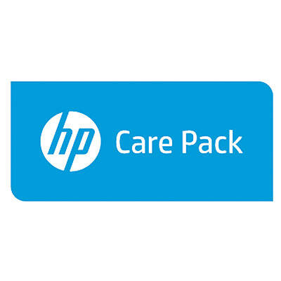 HP Enterprise 1y PW CTR w/CDMR MSA2K Encl FC - 1 year(s) - 24x7 U2KF3PE