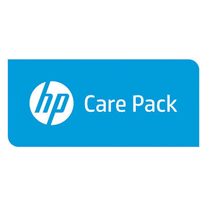 HP Enterprise 1y PW CTR MSA2000 Encl FC - 1 year(s) U2KF5PE