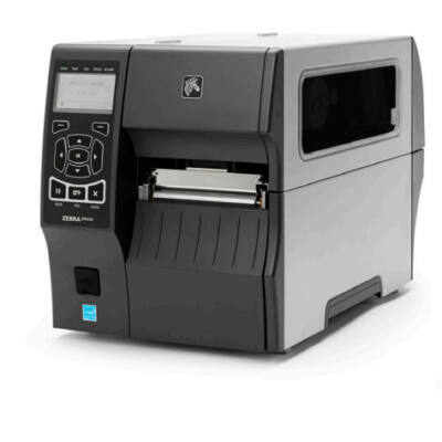 Zebra ZT410 - Thermal transfer - 300 x 300 DPI - 356 mm/sec - 10.4 cm - Grey - LCD ZT41043-T0E00C0Z