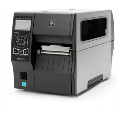 Zebra ZT410 - Thermal transfer - 356 mm/sec - 10.4 cm - Grey - LCD - Wired & Wireless ZT41042-T0EC000Z