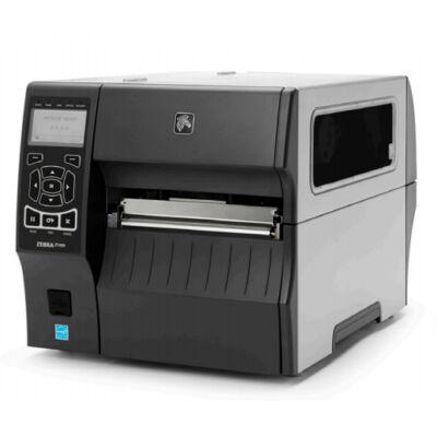 Zebra ZT420 - Thermal transfer - 305 mm/sec - 16.8 cm - Grey - LCD - 16.8 cm ZT42062-T4E0000Z