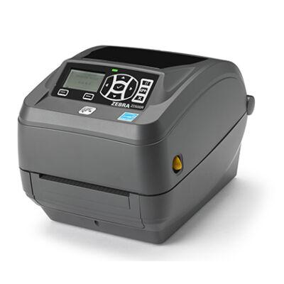 Zebra ZD500 - Direct thermal / thermal transfer - 203 x 203 DPI - 152 mm/sec - 10.4 cm - 99 cm - 6 lpm ZD50042-T0E200FZ