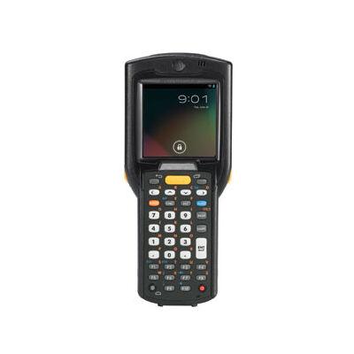 Zebra MC3200 - 7,62 cm (3) - 320 x 320 képpont - TFT - 0,512 GB - RAM - MicroSD (TransFlash), MicroSDHC MC32N0-SL3HCLE0A
