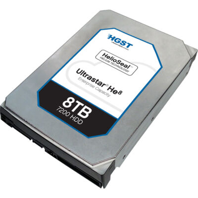 HGST 6TB SAS 128MB Ultrastar He8 - Hdd - Serial Attached SCSI (SAS)