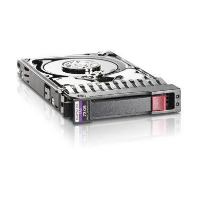 HP Enterprise 450GB 12G SAS 15K rpm SFF (2,5 hüvelykes) SC Enterprise 3yr garancia merevlemez - 2,5 - 450 GB - 15000 RPM 759210-B21