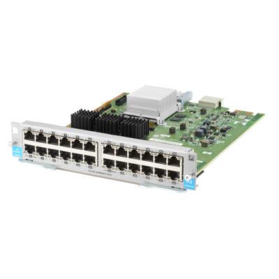 HP 24 portos 10/100 / 1000BASE-T MACsec v3 zl2 J9987A modul