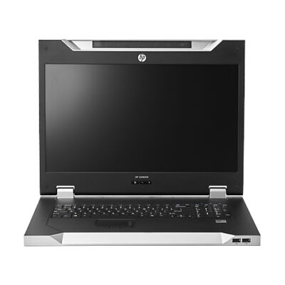 HP LCD8500 1U INTL Rackmount Console Kit Hewlett Packard Enterprise LCD8500 1U INTL Rackmount Console Kit AF644A