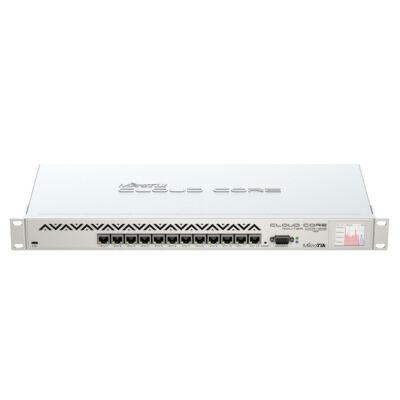 MikroTik CCR1016-12G Cloud Core Router - Router - Mini-PCI