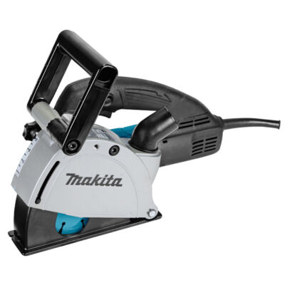 Makita SG1251J - 10000 RPM - 12,5 cm - fekete, szürke - 1400 W - 145 mm - 350 mm SG1251J