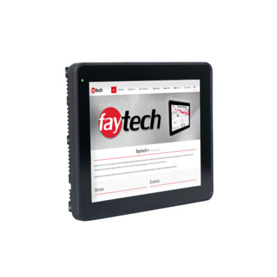 "faytech 10"" 25.40cm FT10J1900W4G64G 24.6 cm 10 Zoll resistiver Touch-PC - Celeron - 4 GB"