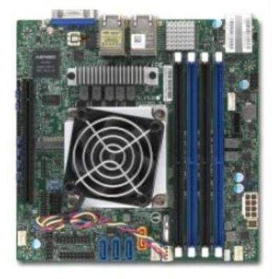 Supermicro Mainboard M11SDV-8C+-LN4F Single Sockel SP3 - Motherboard - 512 GB