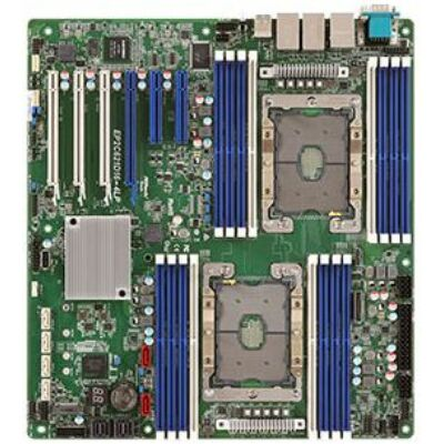 ASRock Rack EP2C621D16-4LP - Alaplap - SSI EEB - Socket P - 2 Unterstützte CPU - C621 - Alaplap - Intel Socket P / 478 (Core 2 Duo) EP2C621D16-