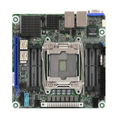 ASRock Mainboard C422 WSI/IPMI - Motherboard - Intel Socket 2066 (Kaby Lake X) C422 WSI/IPMI