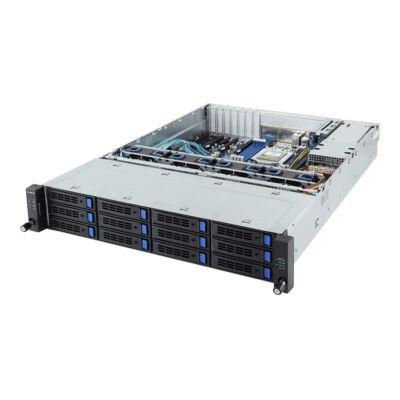 Gigabyte R271-Z00 rev. 100 - Server - Rack-Montage - 2U - 1-Weg - RAM 0 GB - SATA - Barebone - Barebone - AMD EPYC R271-Z00