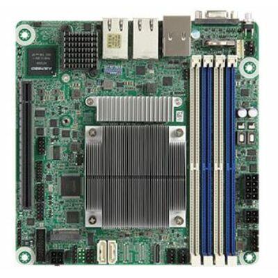 ASRock Mainboard EPYC3251D4I-2T AMD EPYC 3251 Processor - Motherboard - Mini-ITX EPYC3251D4I-2T