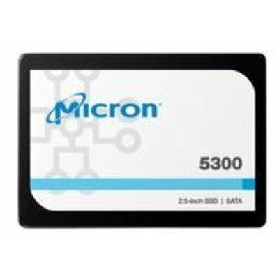 Micron 5300 PRO MTFDDAK1T9TDS-1AW1ZABYY 1920GB 63,5mm SSD -63,5mm (2,5) - 1920GB MIC-MTFDDAK1T9TDS-1AW1ZABYY