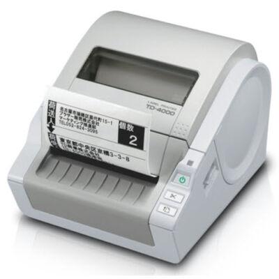 Brother TD-4000 label PRINTER - Label Printer - Label Printer TD4000RF1