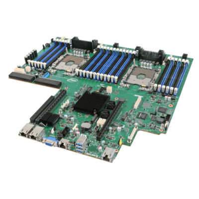 Intel Server Board S2600WFTR - Motherboard - Motherboard - Intel Socket P/478 (Core 2 Duo) S2600WFTR