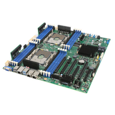 Intel Server MB S2600STB S2600STBR - Motherboard - Intel Socket P/478 (Core 2 Duo) S2600STBR