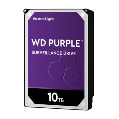 WD 10TB Purple 256MB - Hdd - Serial ATA WD102PURZ