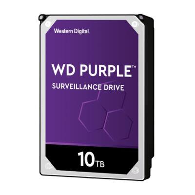 WD 10TB lila 256MB - HDD - soros ATA WD102PURZ