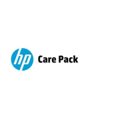 HP elektronikus HP Care Pack szoftver Tec UA0H9E
