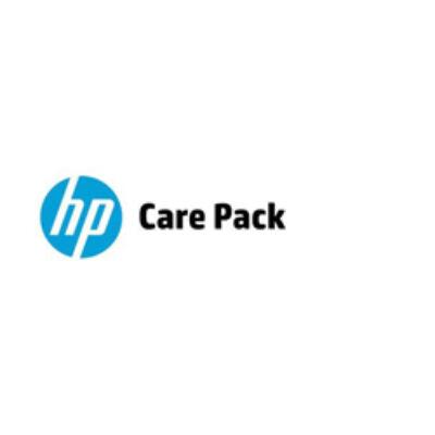 HP Enterprise 1y UC + C SDN MS Lync100 FC SVC HP alkalmazás Lync 100 9x5 SW telefonhoz U4QV4E