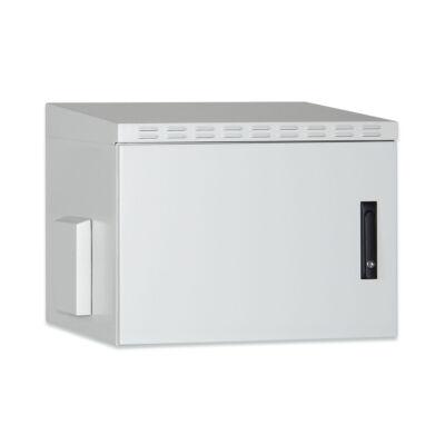 DIGITUS Wall Mounting Cabinets IP55 - Outdoor - 600x450 mm (WxD) DN-19 09U-I-OD