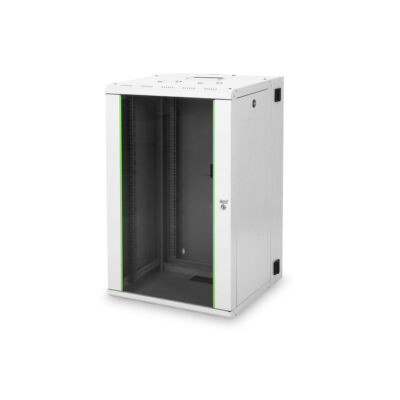 DIGITUS Wall Mounting Cabinet Unique Series - double sectioned, pivoted DN-19 20-U-3